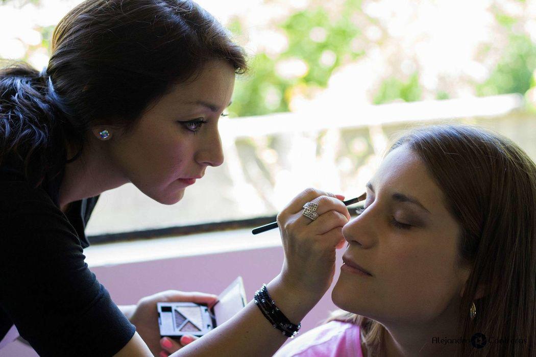 Make Up Paola Inostroza