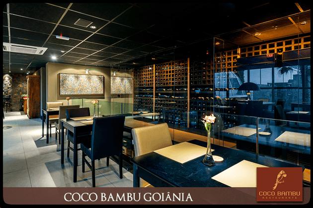 Coco Bambu Goiânia