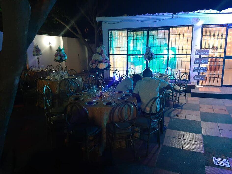 Salón De Eventos Mariano Amarís