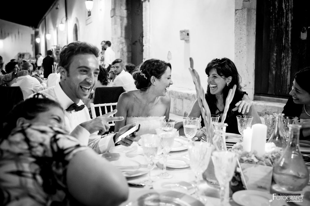 Fabrizio and Romina Photography & Films