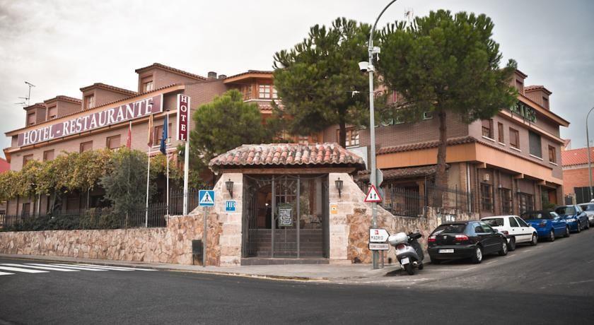 Hotel - Restaurante Algete