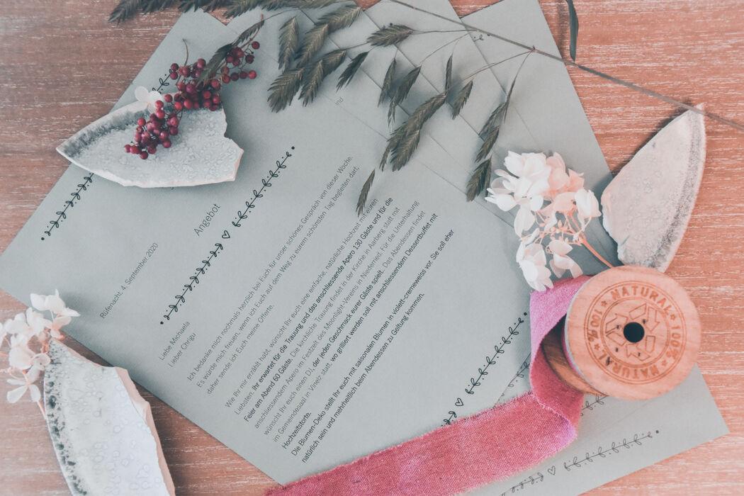 Härzhüpfer Hochzeitsplanung & Floristik