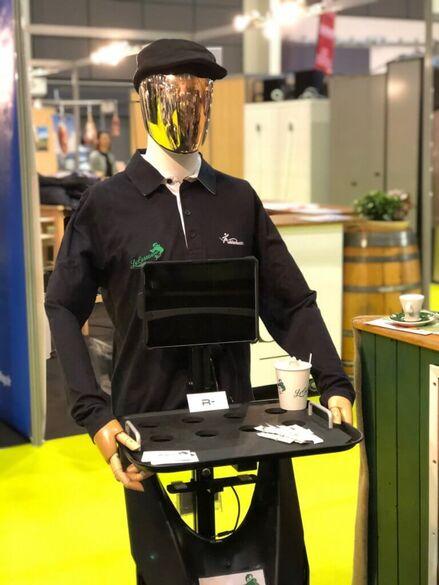 R Comme Robot