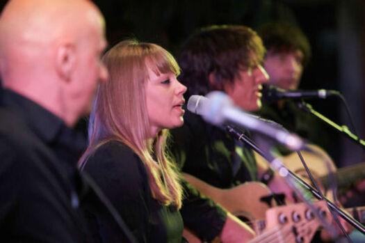 Beispiel: Quartettbesetzung, Foto: Voice & Boys.