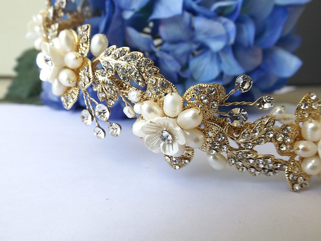 Something Blue Accesorios de Novias