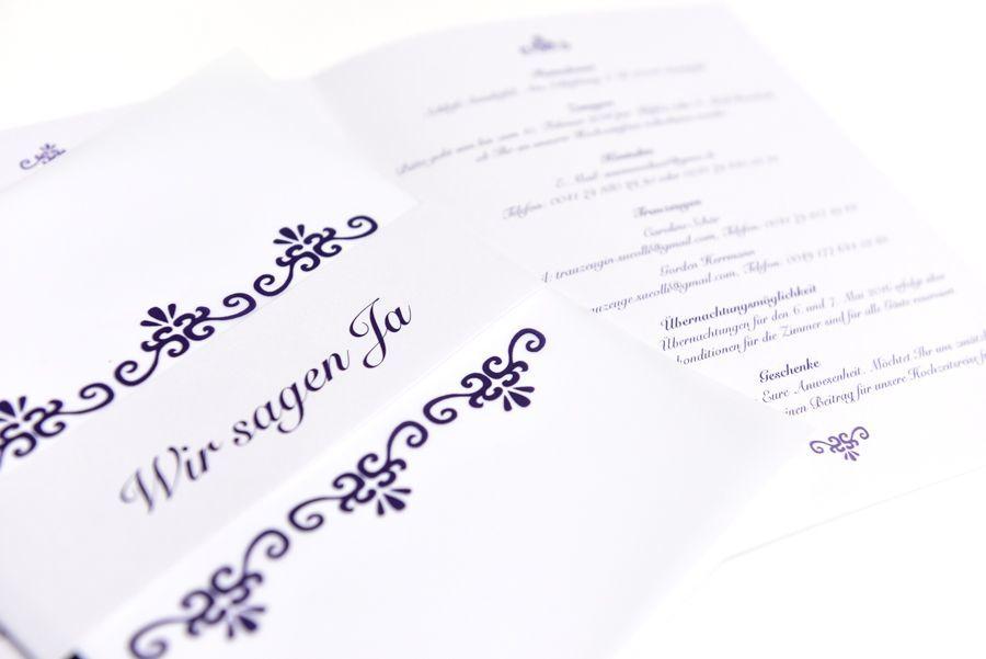 Atelier AndreArt Hochzeitpapeterie