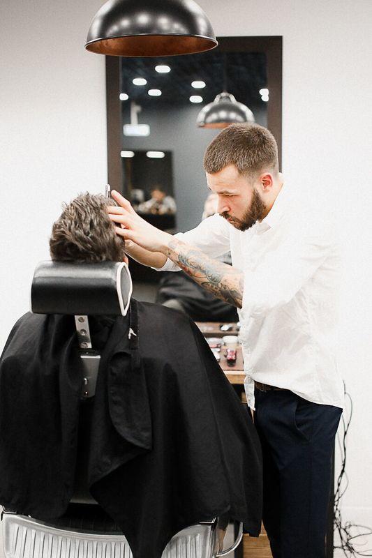 M66 Barbershop мужская парикмахерская
