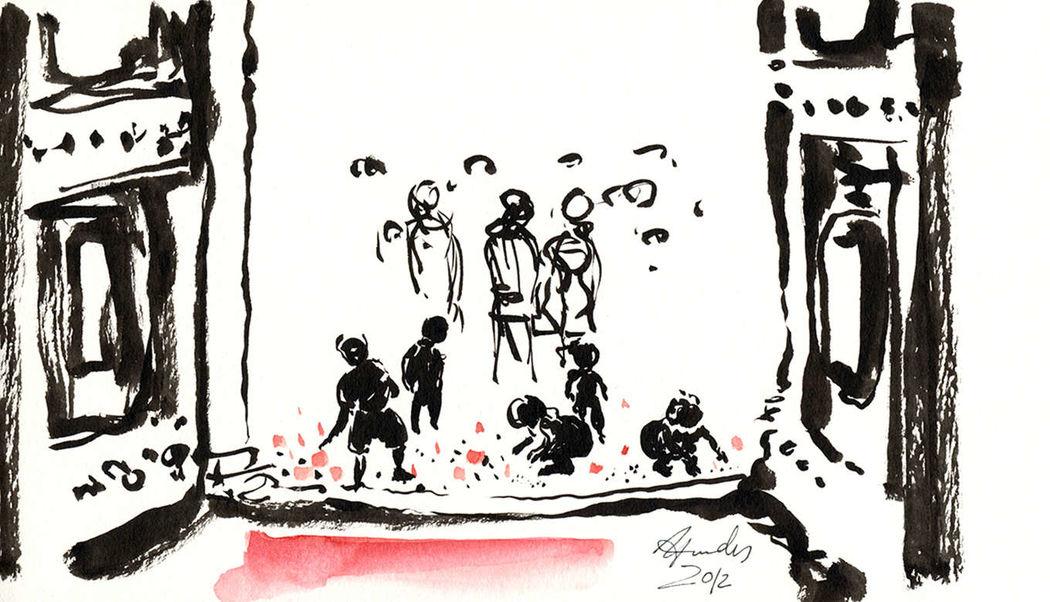The Wedding Sketchers