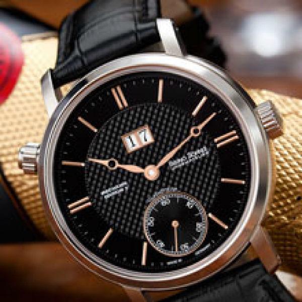 Beispiel: Uhrenkollektion, Foto: Juwelier Dietz.