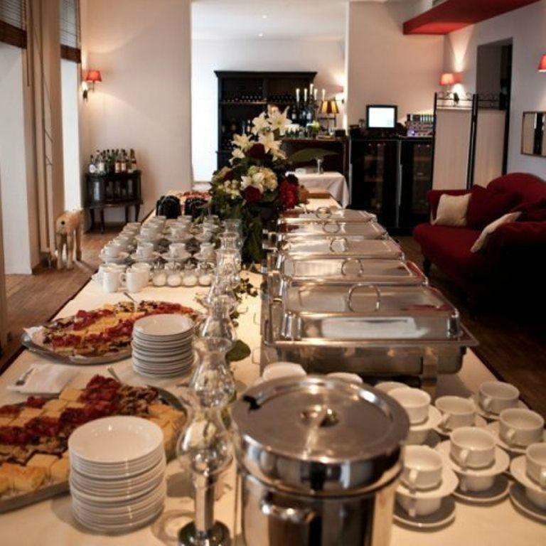 Hotel Restaurant Seeterrassen Wandlitzsee