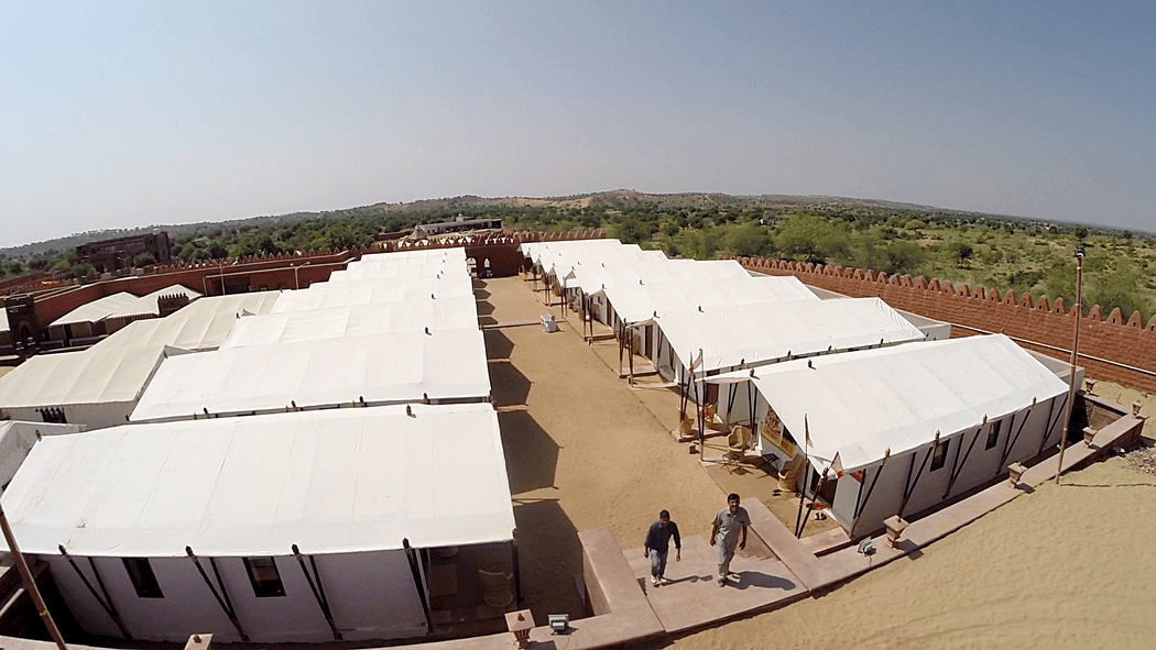 Camp Thar Osian