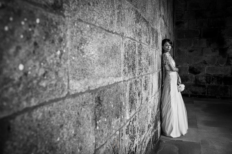 Xulio Pazo, instantes de una boda