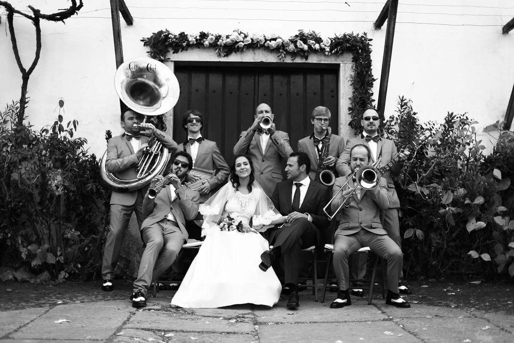 Cottas Club Jazz Band