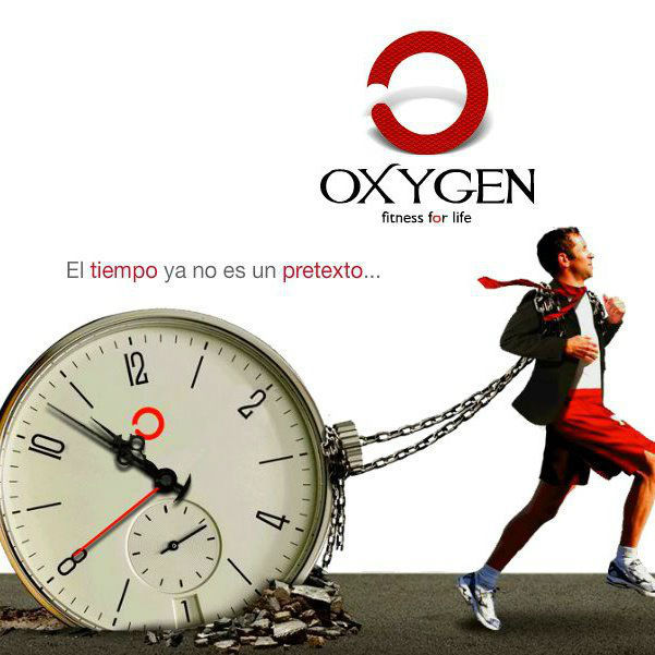 Oxygen Fitness for Life Aguascalientes