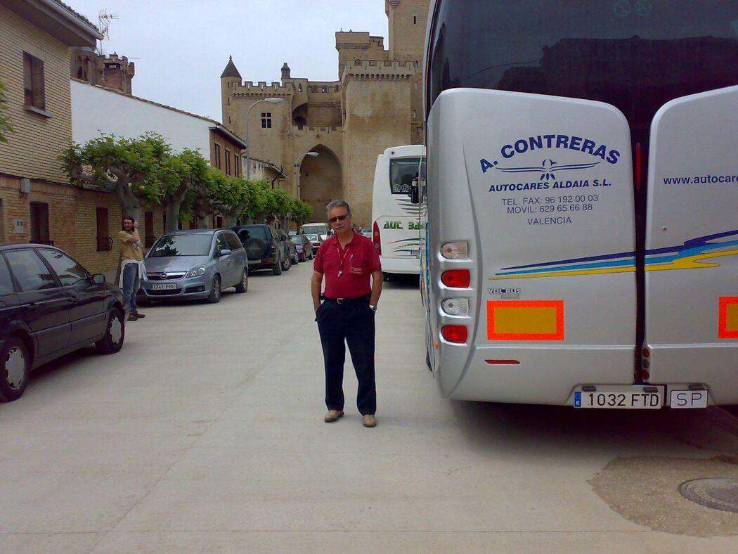 Autocares A Contreras