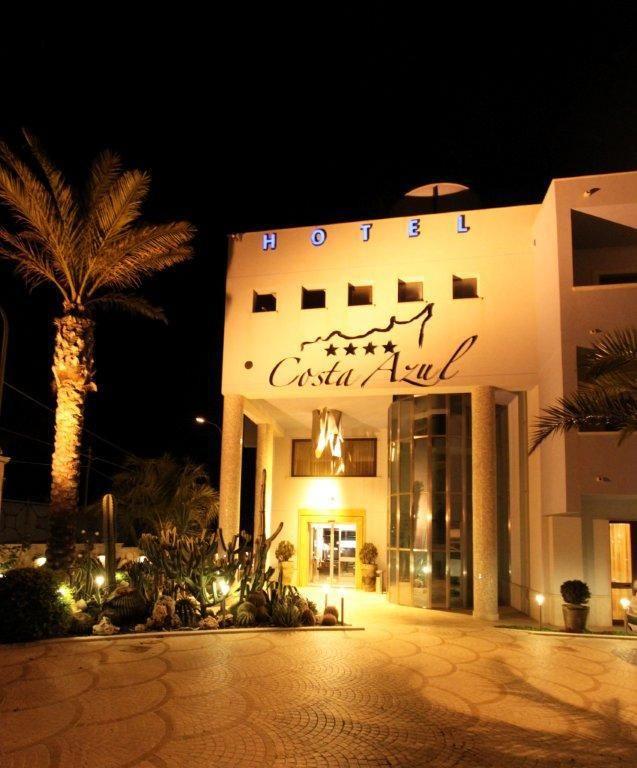 Costa Azul Hotel Restaurant