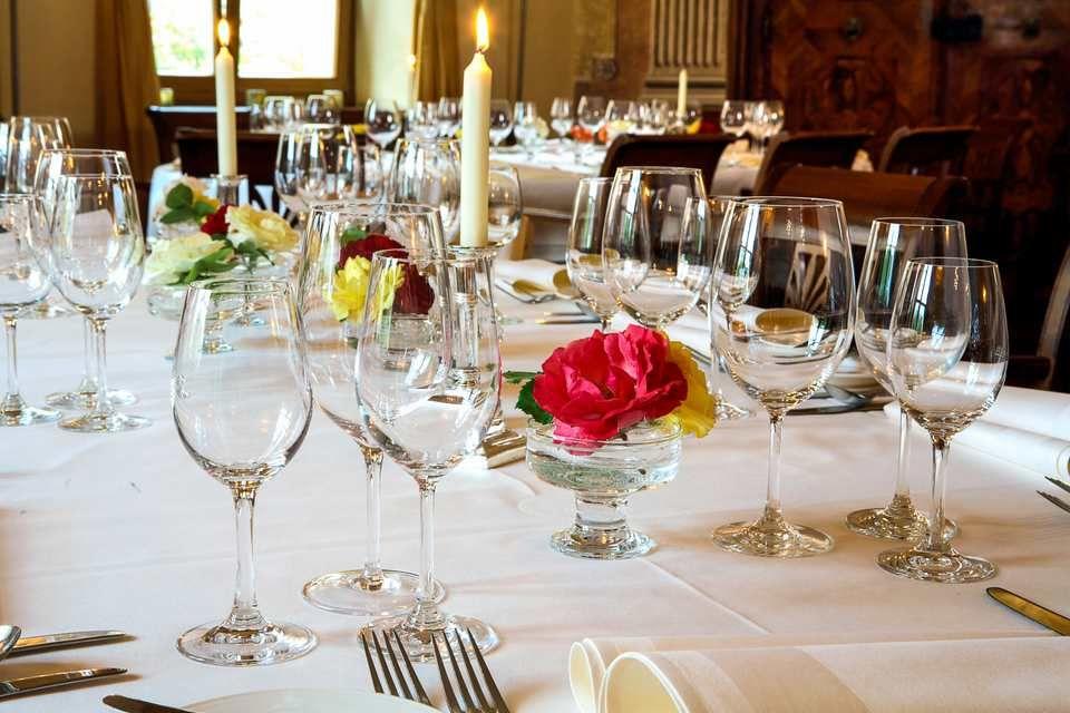 Rosenpalais Catering