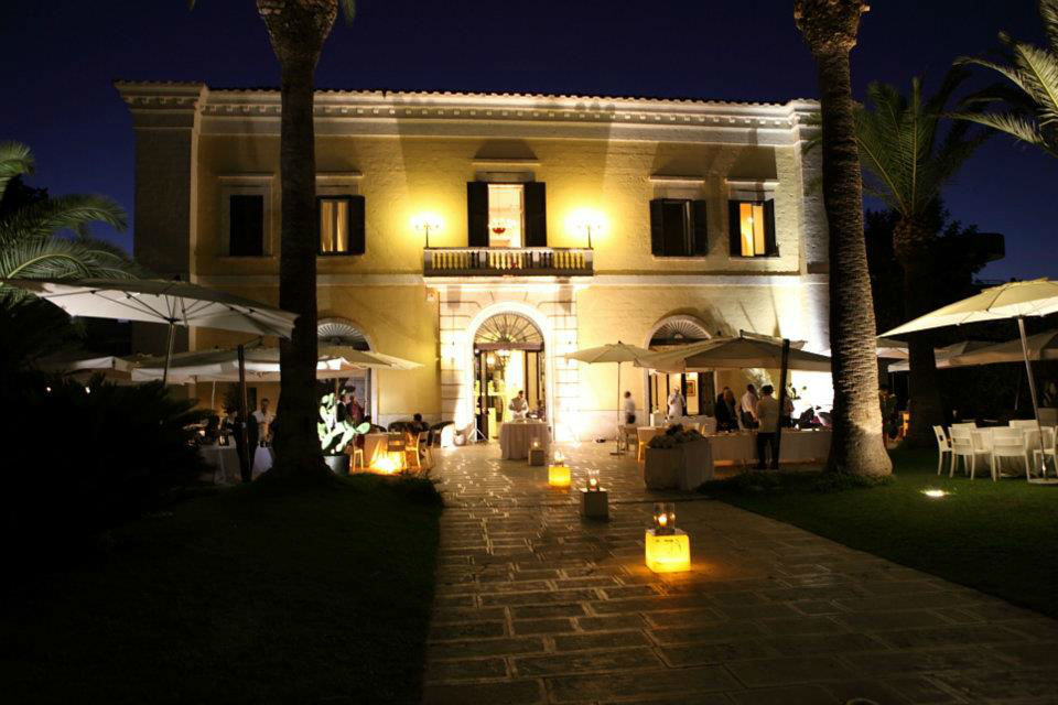 Villa Morisco Matrimonio