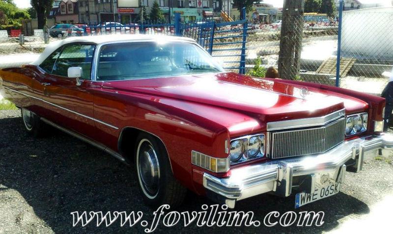 FOVILIM Wypożyczalnia aut retro i limuzyn na ślub