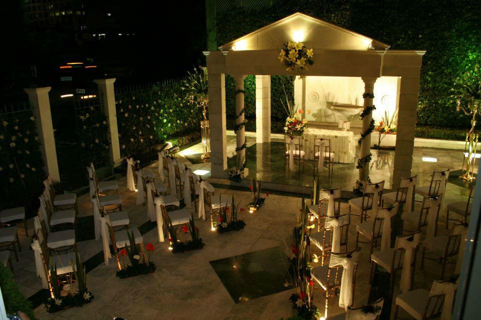 Palacio la rochelle bodas for Salon deco la rochelle
