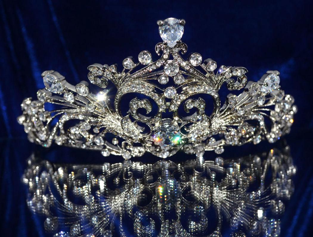 Diadème mariage Noces - Bijoux de mariage