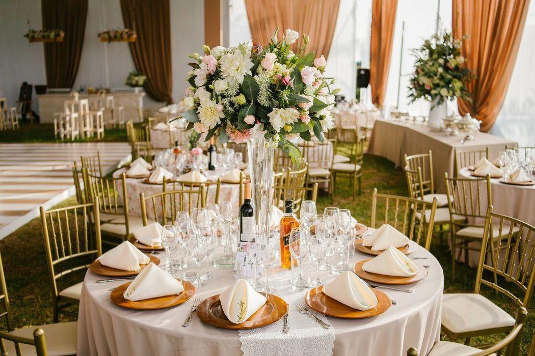 Valega & Laguerre - Catering y Eventos