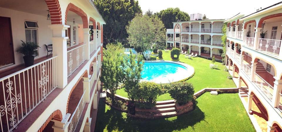 Hotel Plaza Venecia en Querétaro