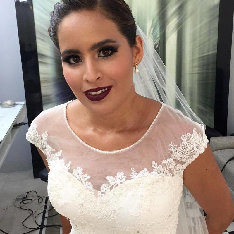 Daniela Rodriguez Maquillista