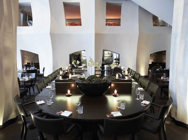 Beispiel: Restaurant, Foto: East Hotel.