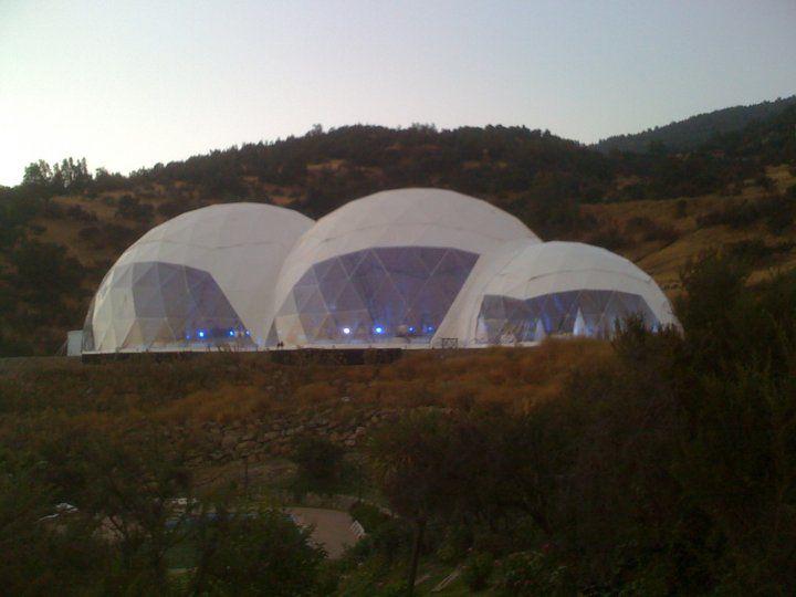 Centro Panorámico Domos de la Dehesa