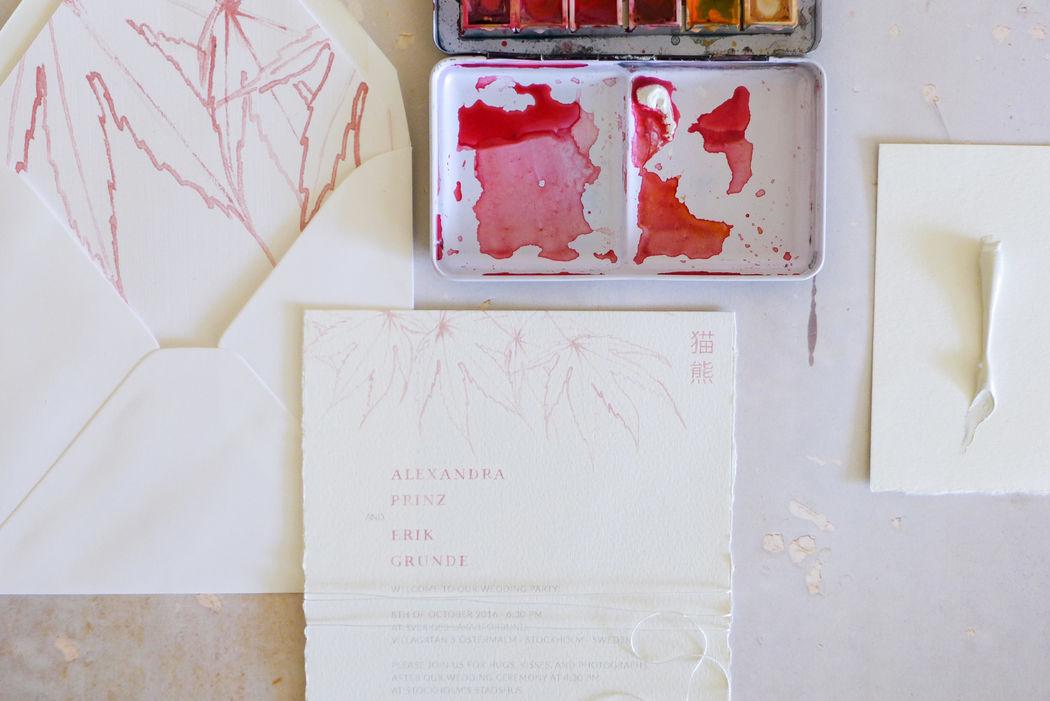 wort:pracht - Moderne Kalligraphie :: Design :: Illustration