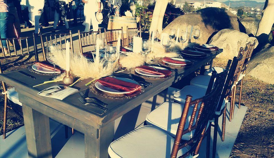 Damian Eventos y Banquetes