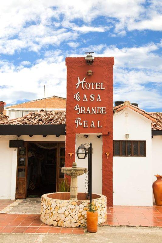 Hotel Casa Grande Real