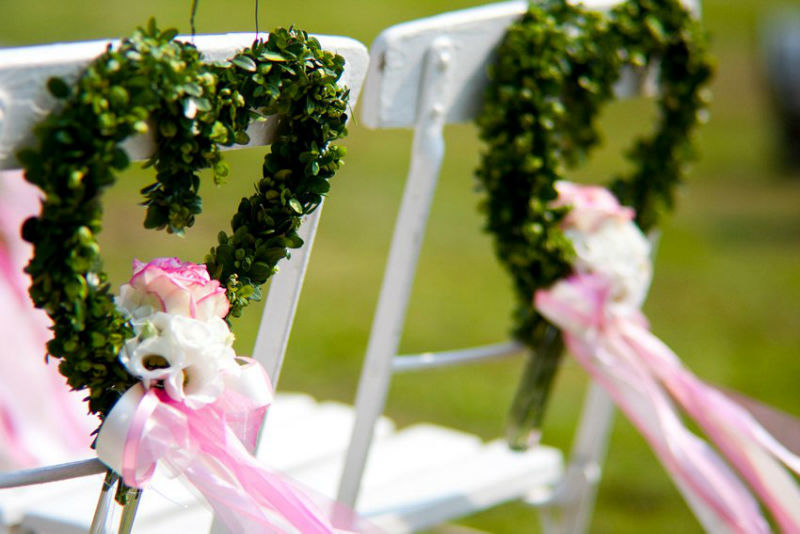 Beispiel: Professionelle Hochzeitsplanung, Foto: Der Hochzeiter.
