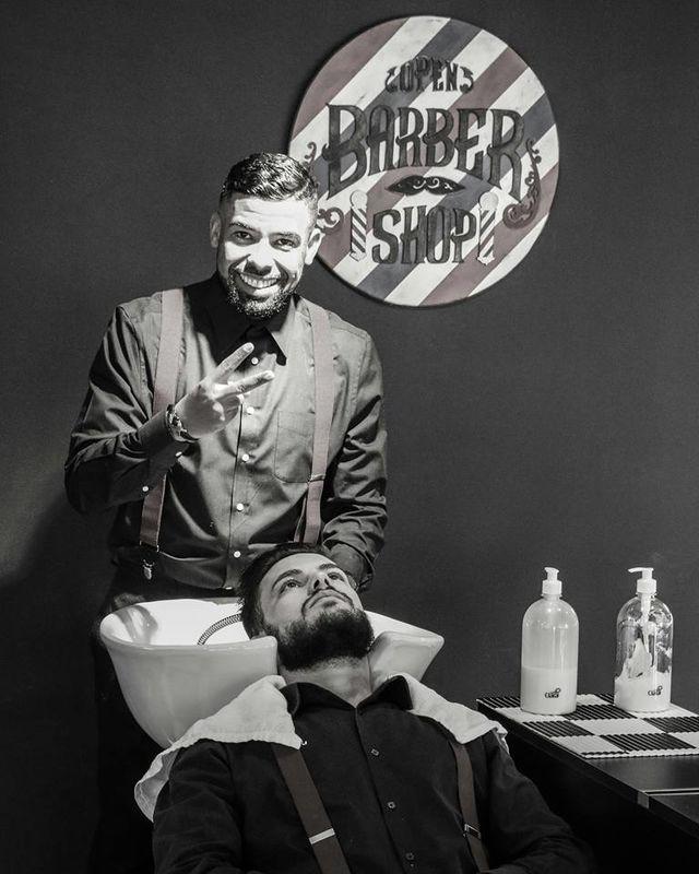 La Máfia Barbearia