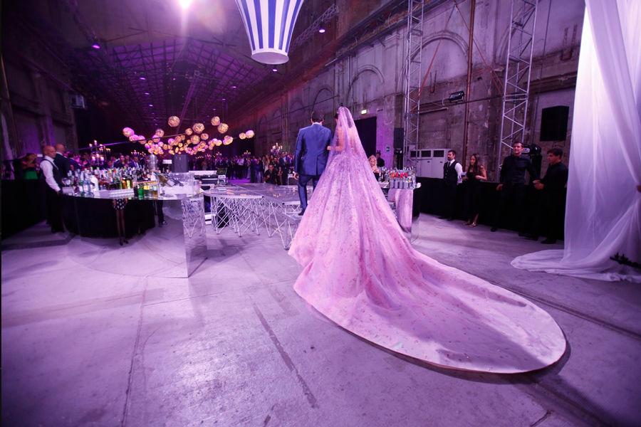 Lebanese VIP wedding in Florence