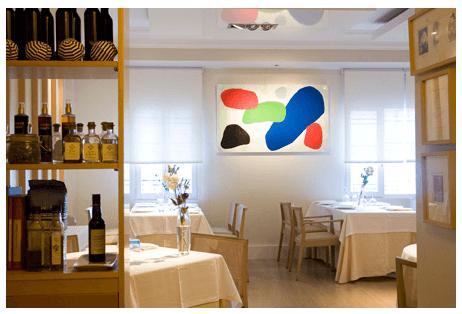 Casa de Pías - Restaurante