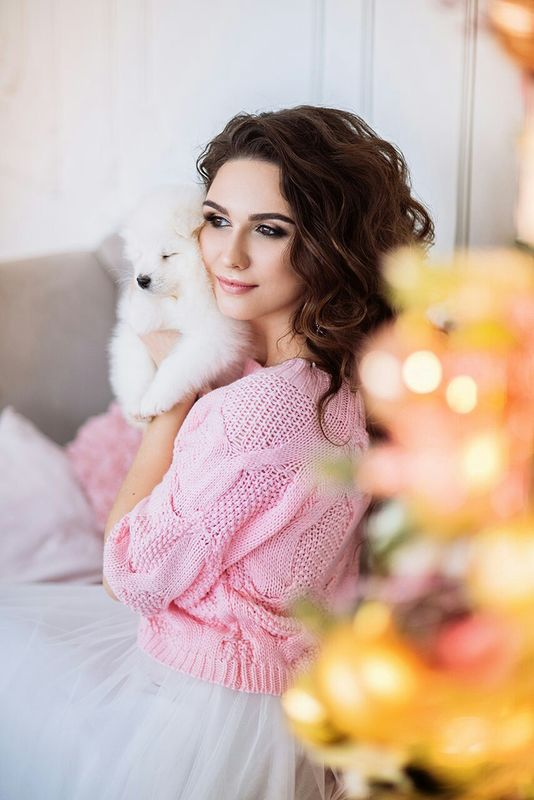 Юлия Губанова стилист-визажист