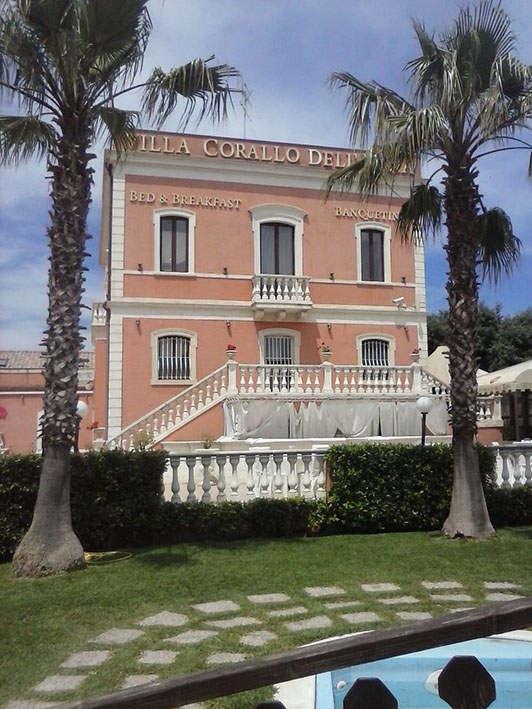 Villa Corallo Dell'Etna