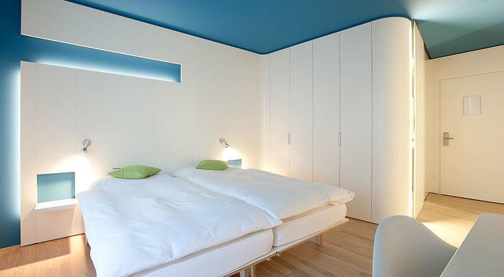 Beispiel: Doppelzimmer, Foto: Hotel Dom.