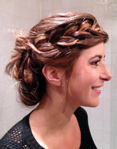 Anne Sophie Jenny - Coiffure
