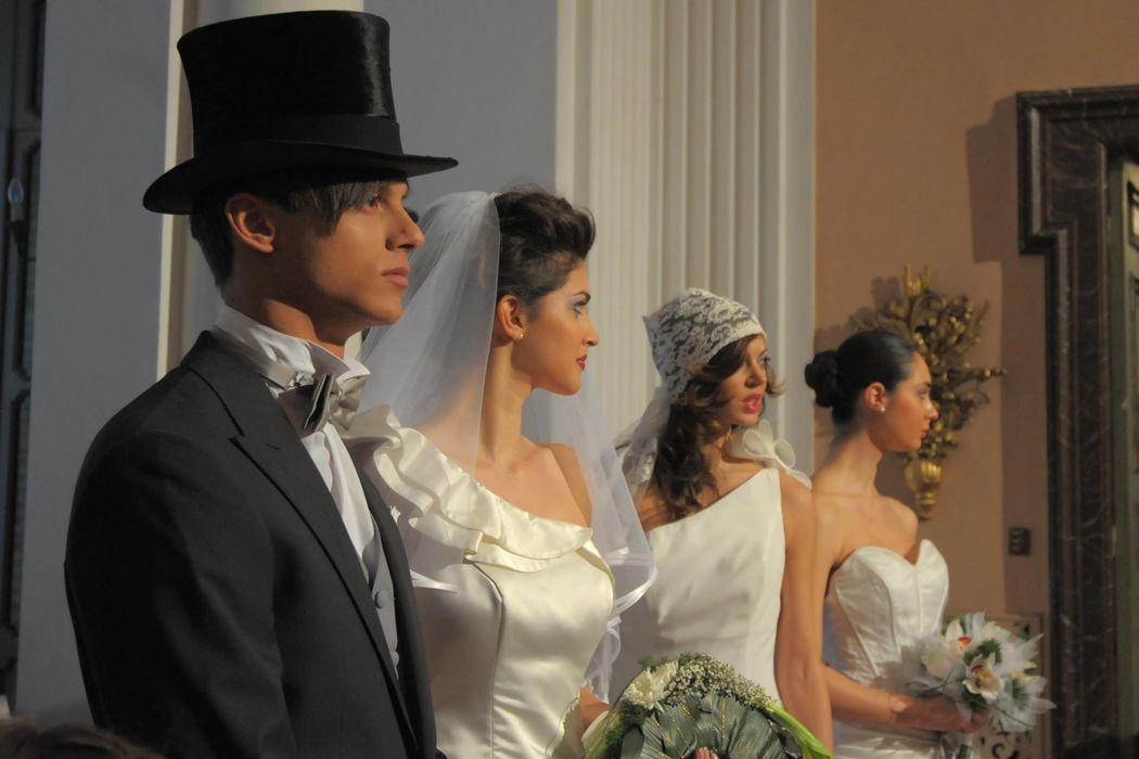 Alessandrelli sposi