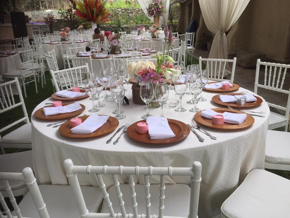 Eli de Alvarez - Wedding Planner