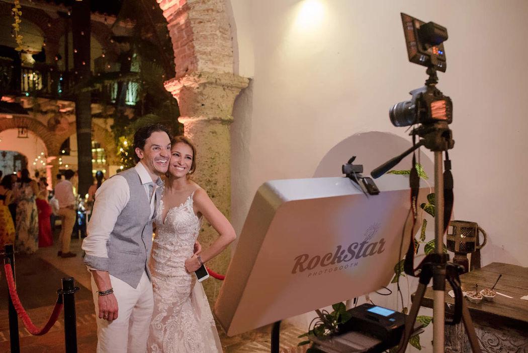 Rockstar Photobooth