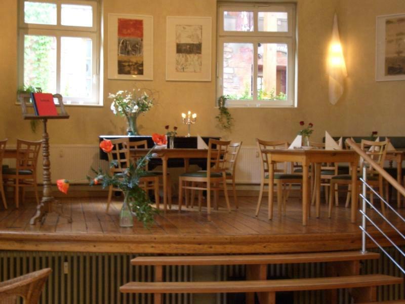 Beispiel: Saal - Empore, Foto: Linde Restaurant.