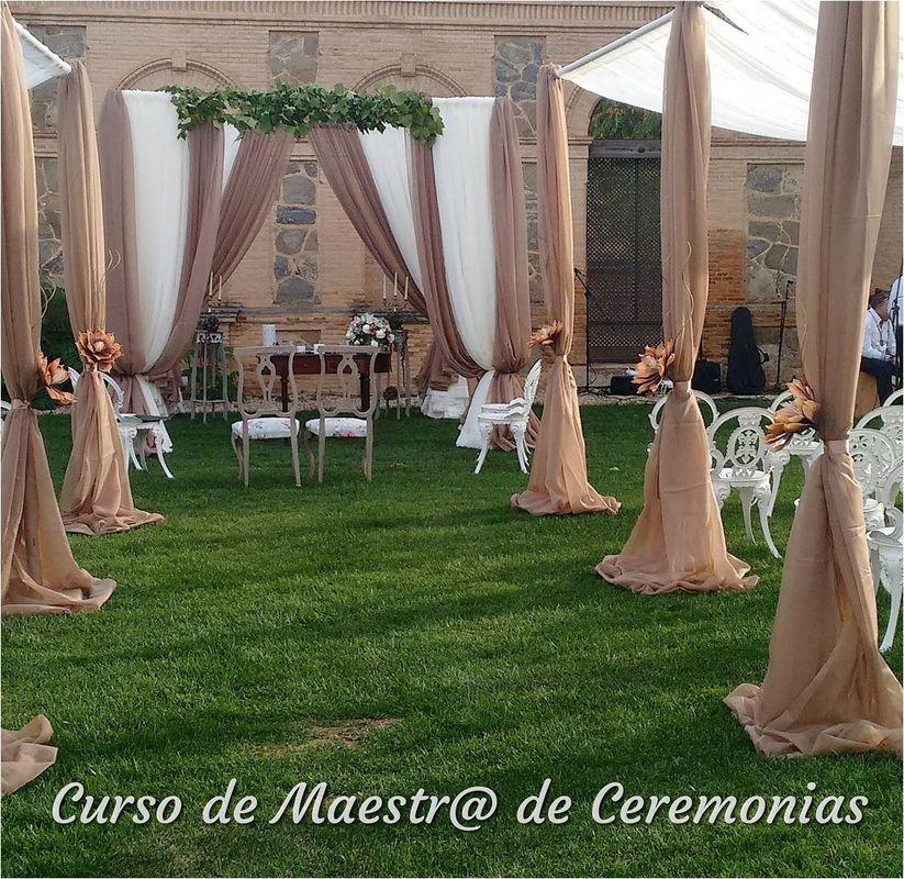 Maestras de ceremonias