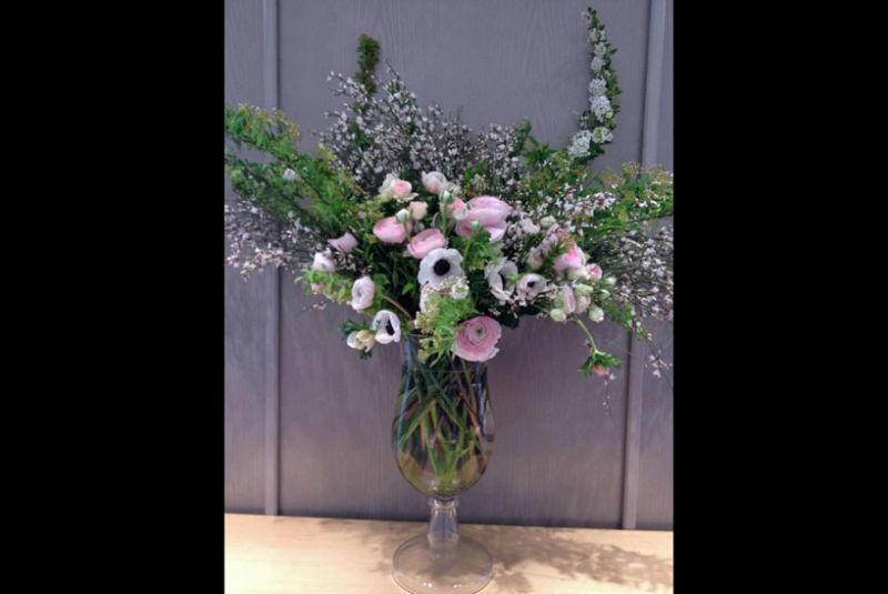 Bouquet très jardin