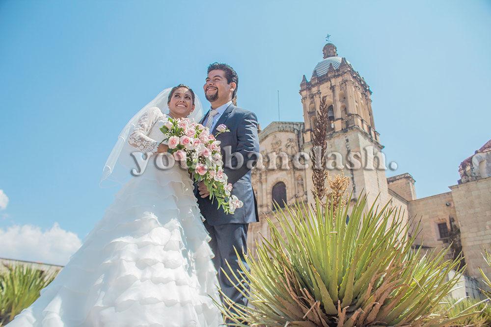 Sesión de boda  Foto: Yourbanclash Photography  Localización: Oaxaca