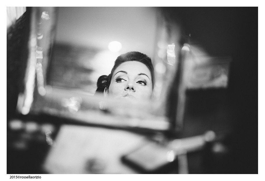 specchio - sposa