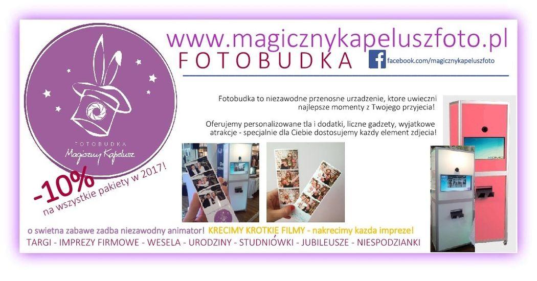 Fotobudka Magiczny Kapelusz